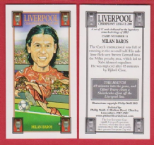 Liverpool Milan Baros Czech Republic 11